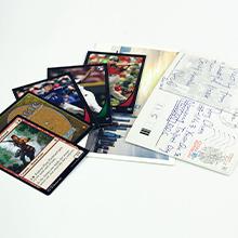 scan card