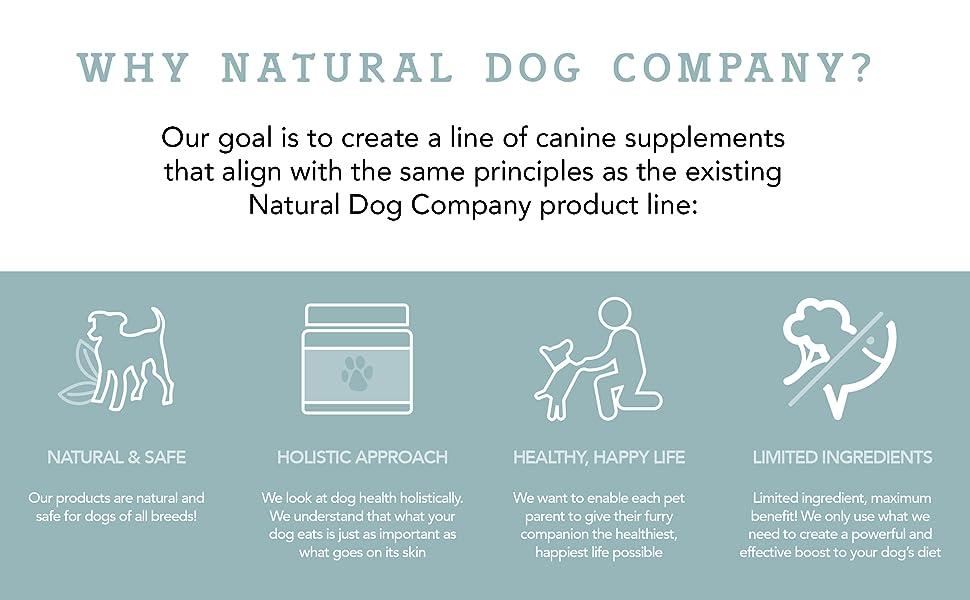 natural dog company supplements omega 3 6 9