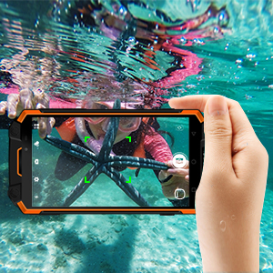 Camera smartphone, Waterproof rugged smartphone, Unlocked smartphone