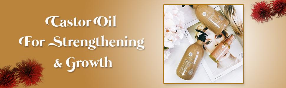castor oil shampoo conditioner