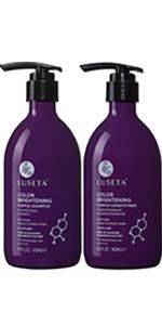 color brightening shampoo conditioner