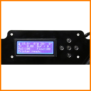 2004 HD LCD Display Screen