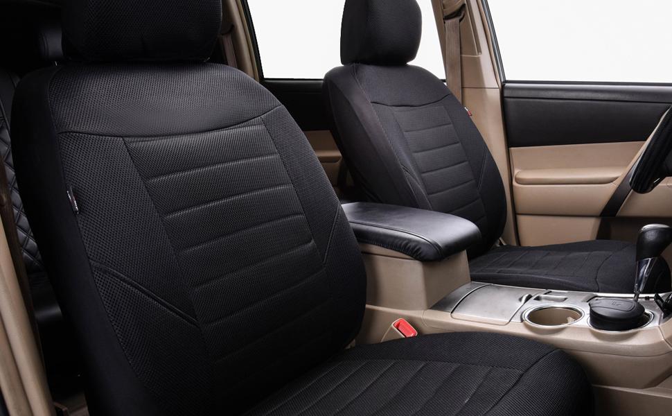 Left Honda Genuine 81531-SH2-A12ZA Seat Cushion Trim Cover Front
