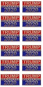 trump pin 2020
