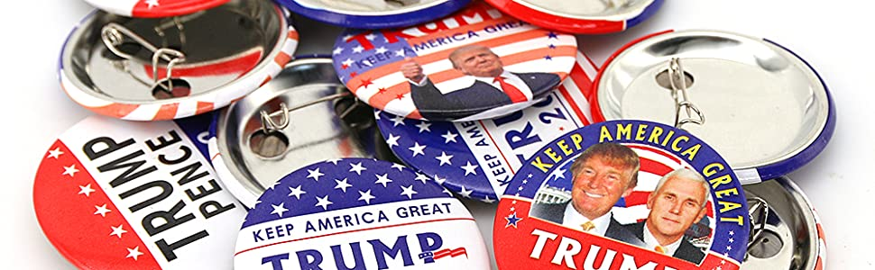 Support Donald Trump for 2020 presidential election