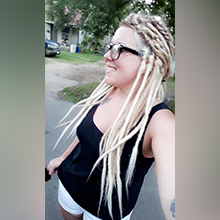 double dreadlocks