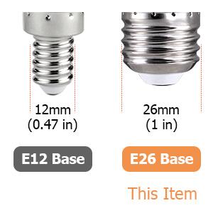 E26 base