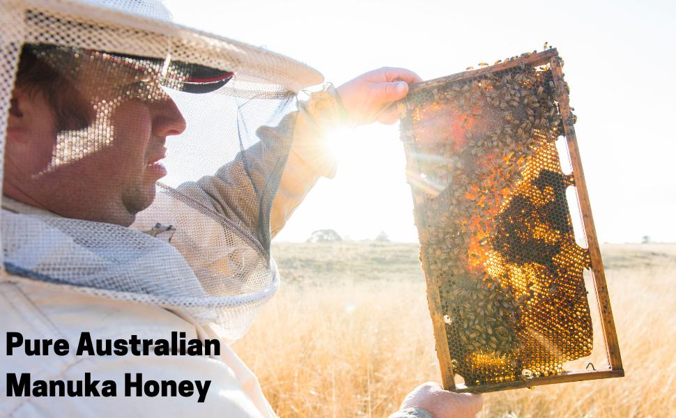 Manuka Honey From Honey Australia Bee Keeper