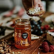 Manuka Honey Pure Raw Unpasteurized Australian Honey