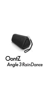OontZ Angle 3 RainDance Portable Bluetooth Speaker