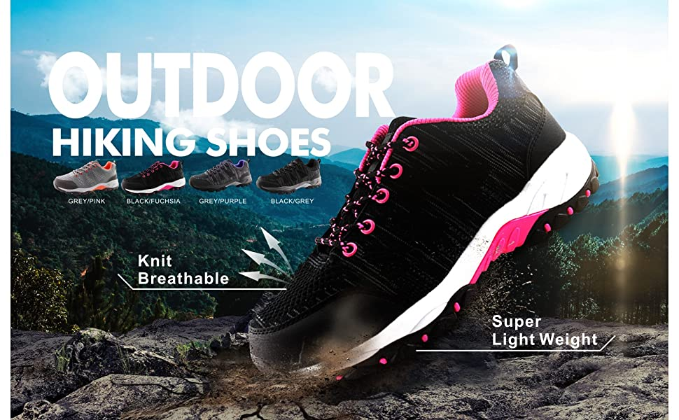 Lady Outdoor Shoes