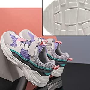 kids breathable sports shoes