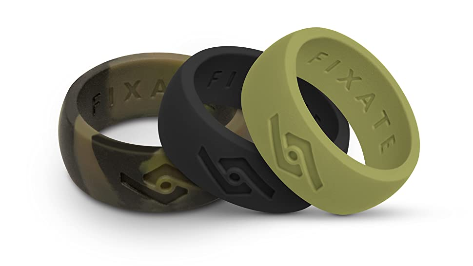 silicone dobossed grey her za fitlab ring on rings off his mens double set onedayonly of co
