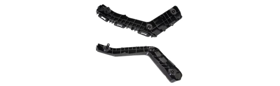 TO1043123 Parts N Go 2014-2016 Corolla Bumper Bracket Front Passenger Side Right Hand RH 5211502240