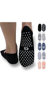Yoga Pilates Grip Socks