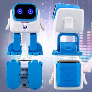 bluetooth speaker robot