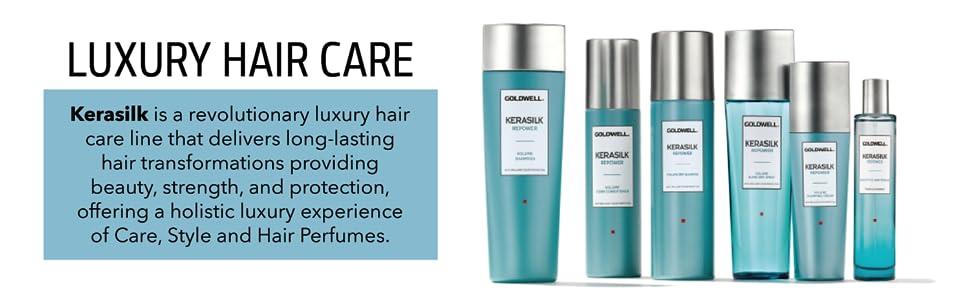 kerasilk volume repower dry shampoo goldwell luxury hair care