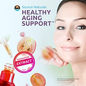 healthy aging support skin