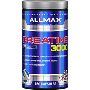 allmax nutrition creatine capsules