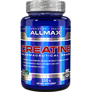 allmax nutrition micronized creatine powder