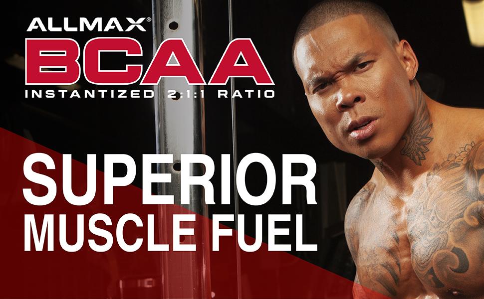 allmax nutrition bcaa superior muscle fuel amino acids
