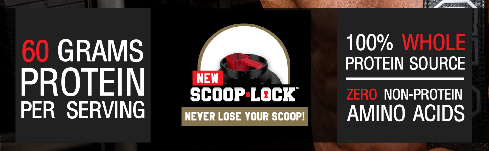 quickmass gainer bulking protein scoop lock allmax