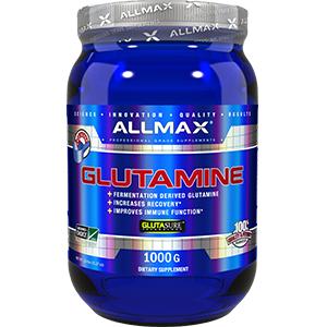 glutamine allmax nutrition 1000g