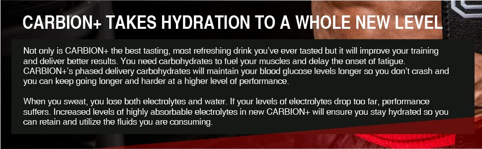 carbion takes hydration to a new level