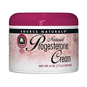 progesterone paraben free hormone support health female women