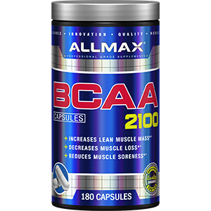 bcaa supplement capsules
