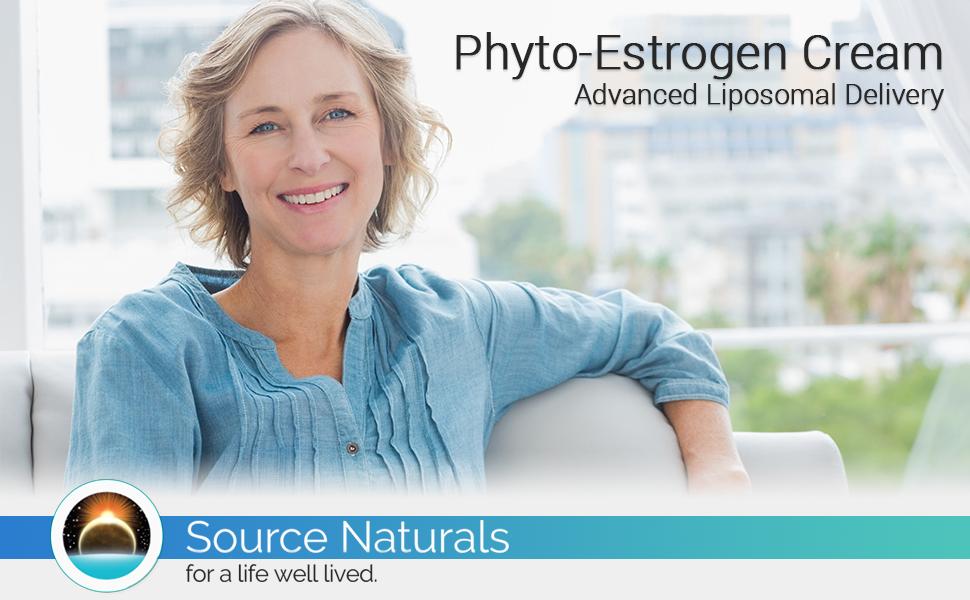 cream Vaginal phytoestrogen