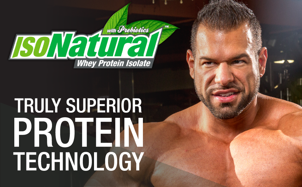 isonatural natural protein powder