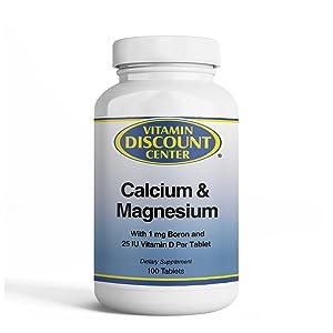 calcium magnesium supplement vitamin discount center for healthy bones and teeth