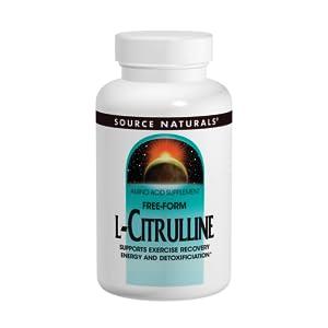 l-citrulline energy detoxification bottle