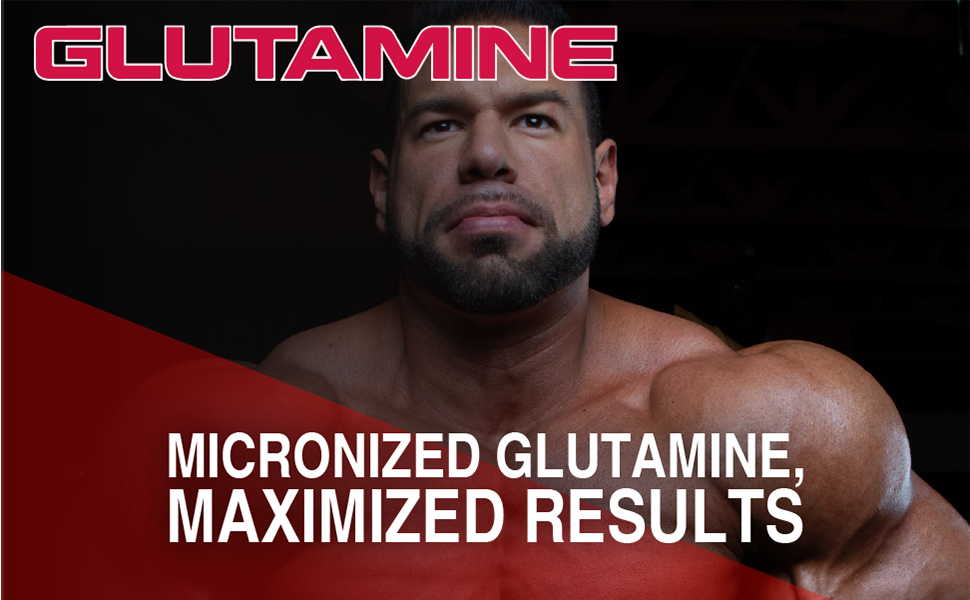 glutamine micronized powder allmax nutrition