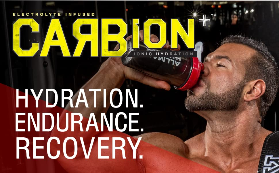 carbion hydration endurance recovery drink
