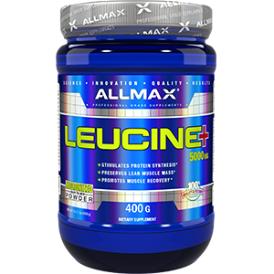allmax nutrition leucine powder