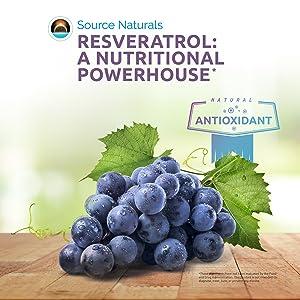resveratrol a nutritional powerhouse