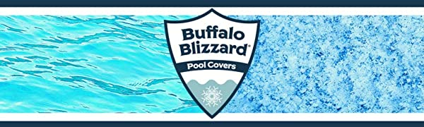 Buffalo-Blizzard Pool-Covers Logo and Banner