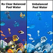 Protect your swimming pool liner from fading with balanced swimming pool water