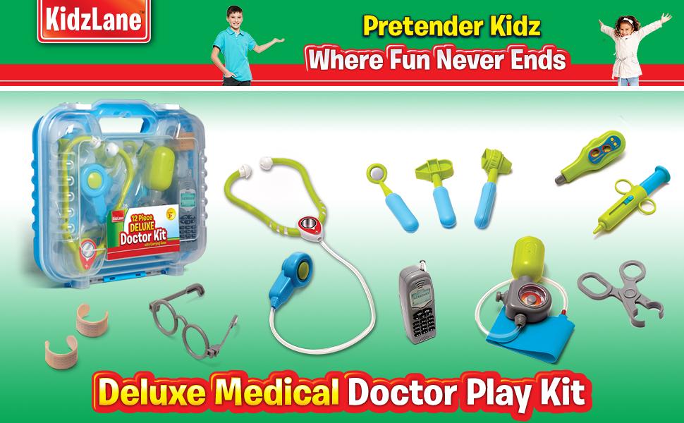 Doctor Kit for kids, Kids Doctor Set