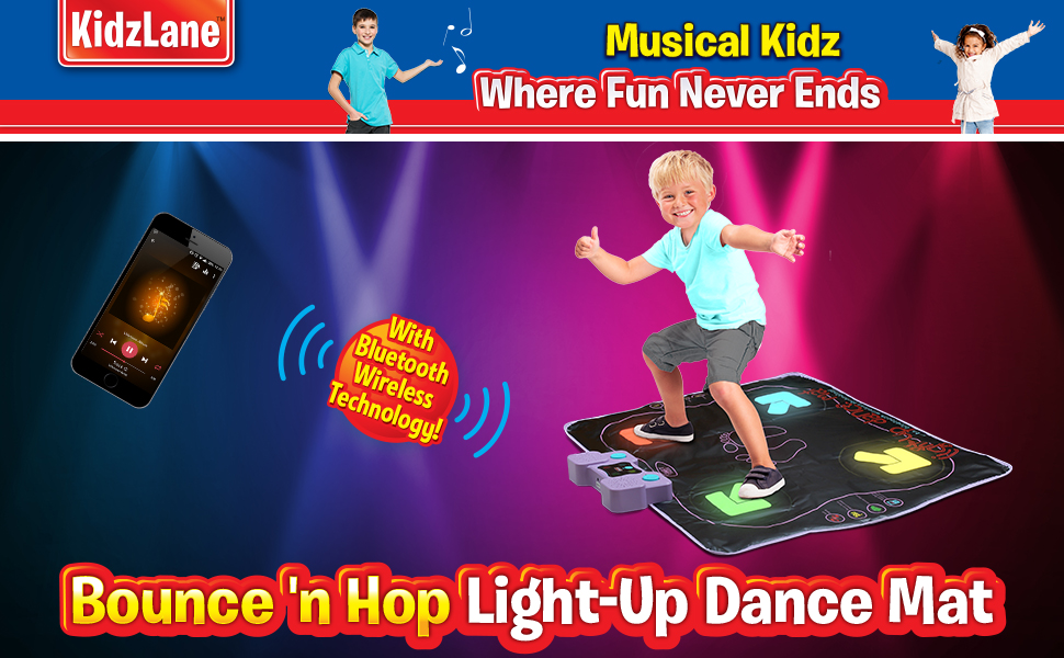 Toy Blast For Kindle Fire : Amazon light up dance mat arcade style games