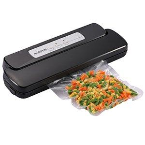 GERYON Vacuum Sealer Rolls, Vacuum Sealer Bags for Food Saver Storage, 2 Pack 8