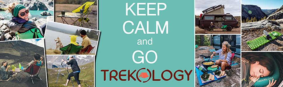 Trekology outdoor gears