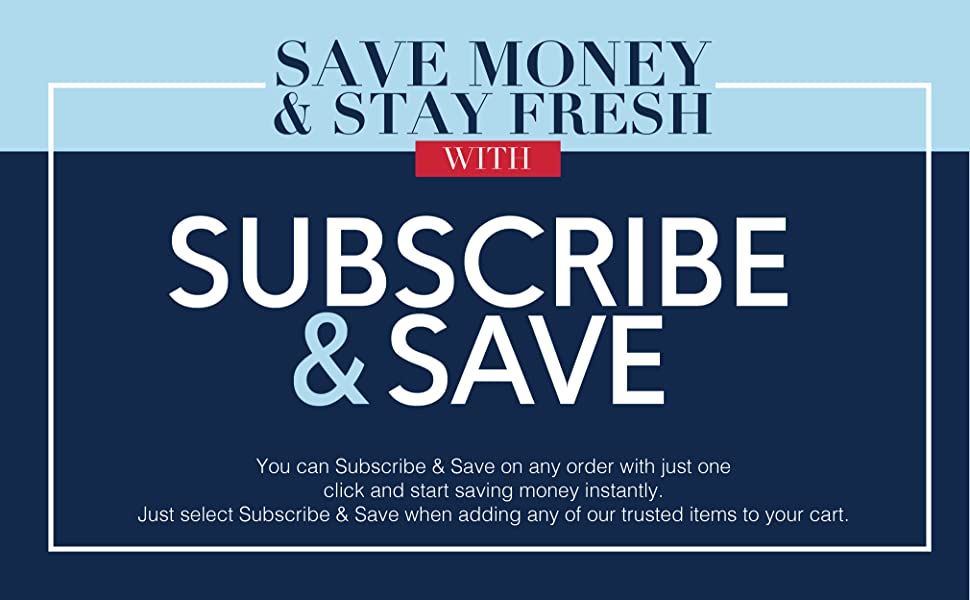 dr. frederick's original subscribe and save