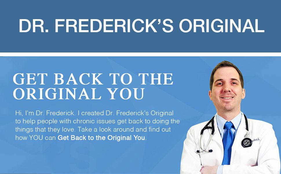 Dr. Frederick's Original on Amazon.com