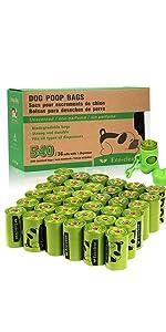 36 Roll Poop Bags