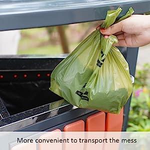 Convenient Dog Waste Bags