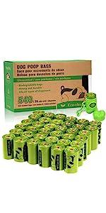 36 Rolls Poop Bags