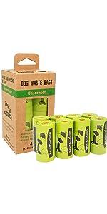 8 Roll Dog Poop Bags